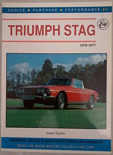 Triumph Stag 1970-1977