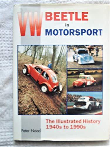9781872004389: VW Beetle in Motorsport