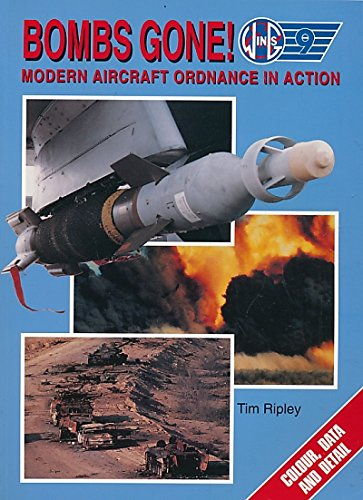 9781872004990: Bombs Gone!: Modern Aircraft Ordnance in Action (Wings)