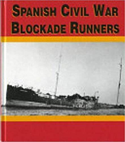 9781872006215: Spanish Civil War Blockade Runners