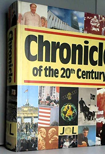 9781872031026: Chronicle of the 20th Century