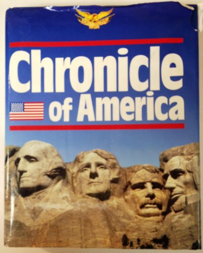 9781872031507: Chronicle of America