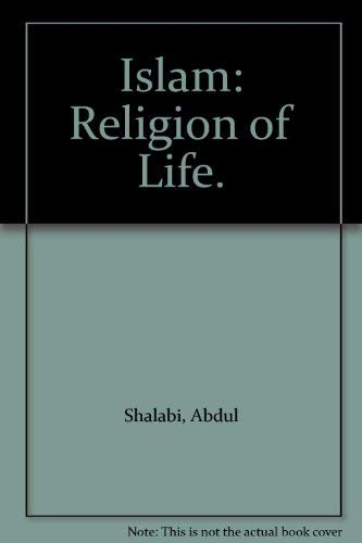 9781872038025: Islam: Religion of Life.