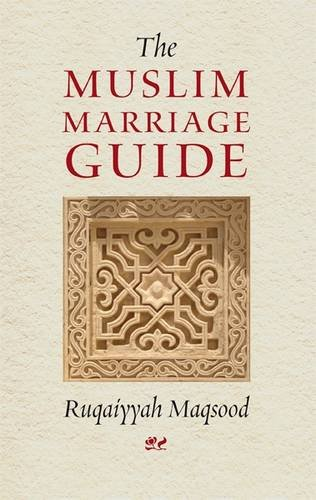 9781872038117: The Muslim Marriage Guide