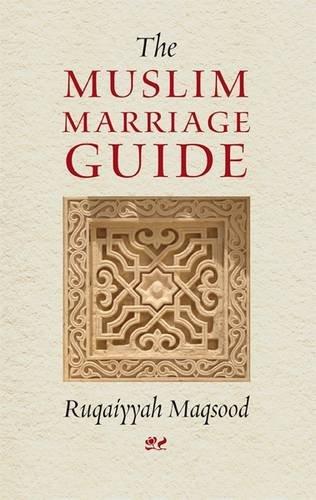 9781872038117: Muslim Marriage Guide