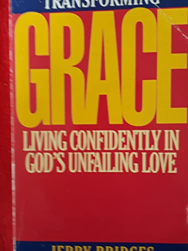 9781872059655: Transforming Grace: Living Confidently in God's Unfailing Love