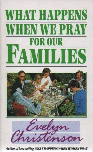 9781872059723: What Happens When We Pray for Our Families?
