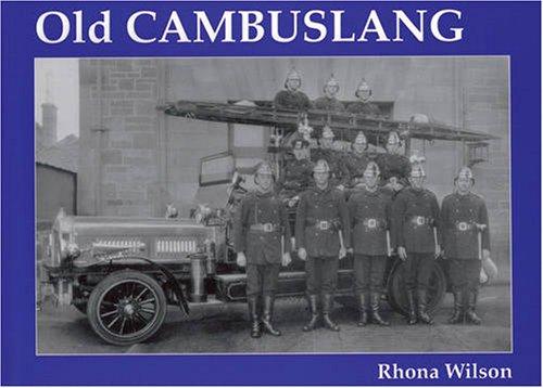 9781872074795: Old Cambuslang