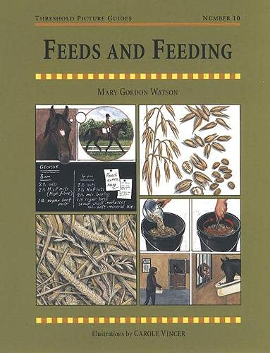 9781872082530: Feeds and Feeding (Threshold Picture Guides)
