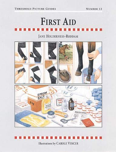 First Aid (Threshold Picture Guides): Holderness-Roddam, Jane