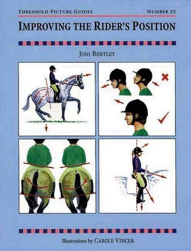 9781872082653: Improving the Rider's Position (Threshold Picture Guides)