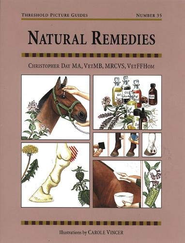 9781872082790: Natural Remedies (Threshold Picture Guides)