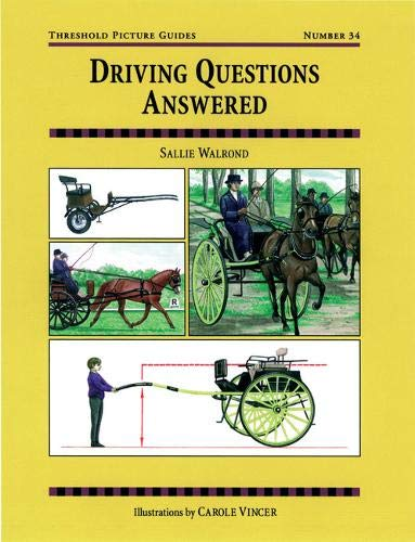 9781872082806: Driving Questions Answered (Threshold Picture Guides)