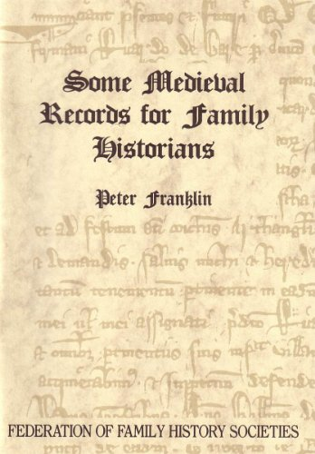 9781872094892: Medieval Records