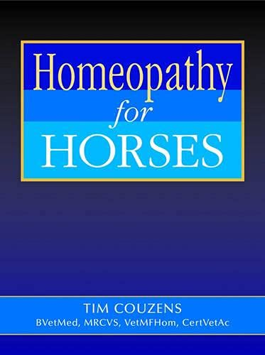 9781872119069: Homeopathy for Horses