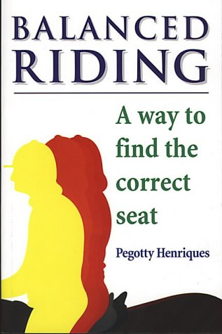 Balanced Riding: A Way to Find the Correct Seat