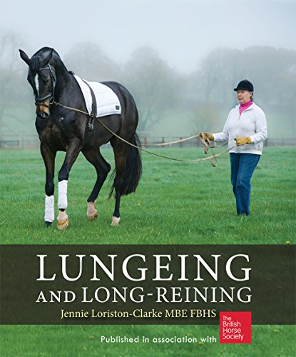 9781872119533: Lungeing and Long-Reining