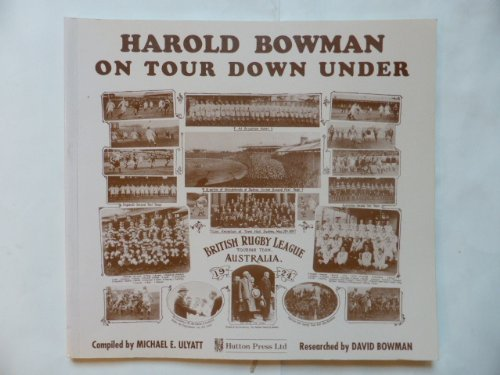 Harold Bowman on Tour Down Under.