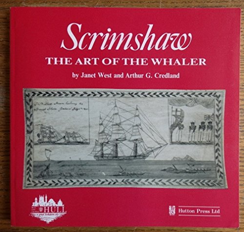 9781872167725: Scrimshaw: The Art of the Whaler