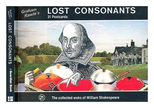 Lost Consonants: Rawle, Graham