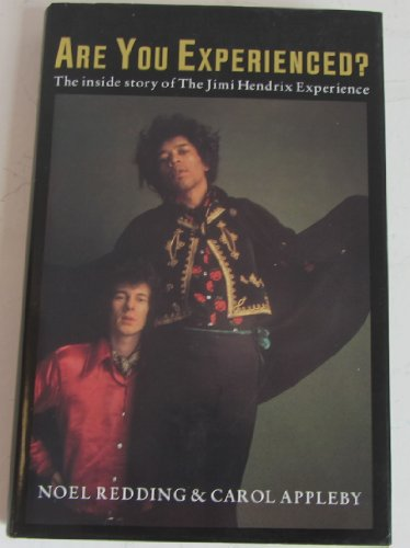 9781872180366: Are You Experienced?: The Inside Story of the Jimi Hendrix Experience