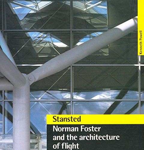9781872180991: Stansted: Norman Foster and the Architecture of Flight (Blueprint Monograph)