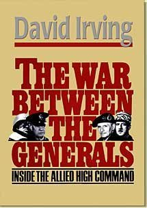 9781872197289: The War Between the Generals: Inside the Allied High Command