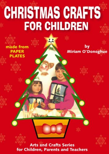 9781872288024: Christmas Crafts for Children: Made from Paper Plates (Arts & Crafts Series for Children, Parents & Teachers)