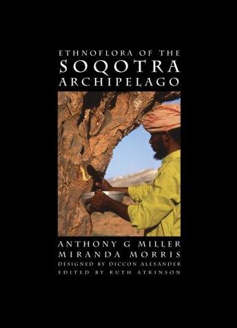 9781872291598: Ethnoflora of the Soqotra Archipelago