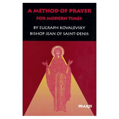9781872292182: A Method of Prayer for Modern Times