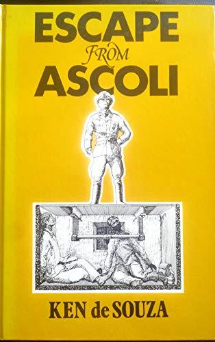9781872308029: Escape from Ascoli