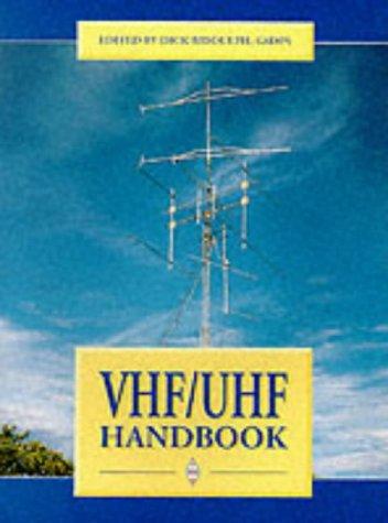 9781872309422: VHF/UHF Handbook