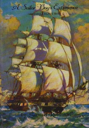 9781872350660: Sailor Boy's Experience: Aboard a Slave Ship (Local History)