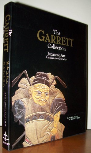 9781872357072: The Garrett Collection of Japanese Art: Lacquer, Inro and Netsuke (English and Japanese Edition)
