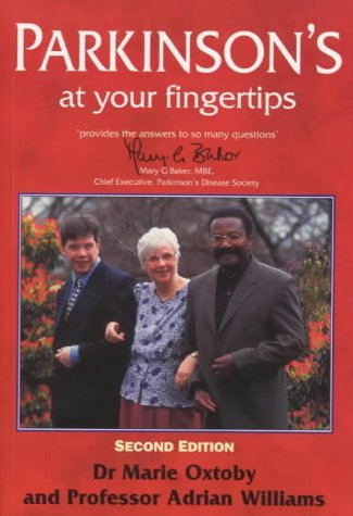 9781872362960: Parkinson's at Your Fingertips