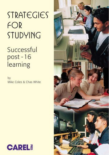 9781872365381: Strategies for Studying: Successful post-16 learning.