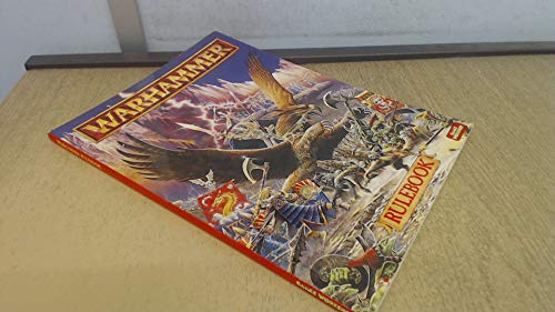 9781872372044: Warhammer Rulebook 1996