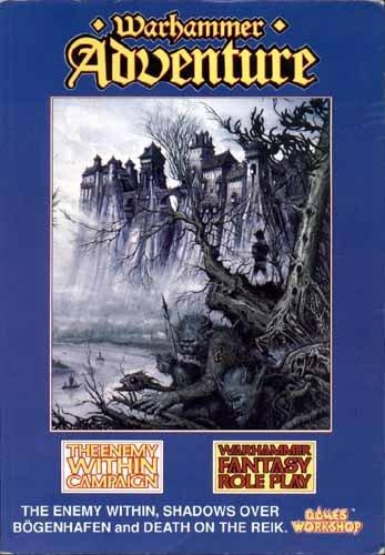 Warhammer Adventure: Gallagher, Phil; Bambra,