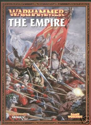 9781872372358: Warhammer Armies: The Empire