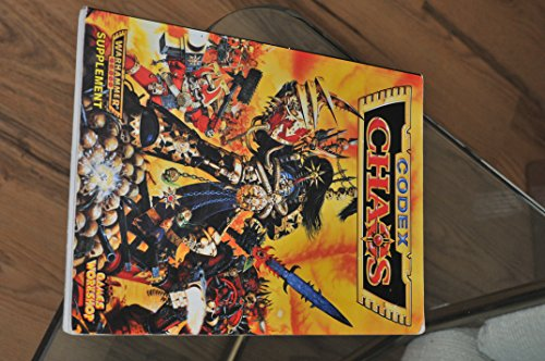 9781872372471: Warhammer 40, 000 Codex: Chaos