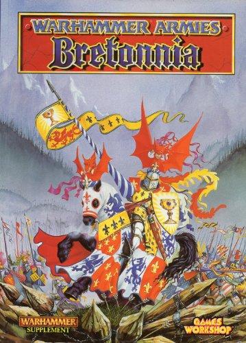 9781872372594: Warhammer Armies: Bretonnia