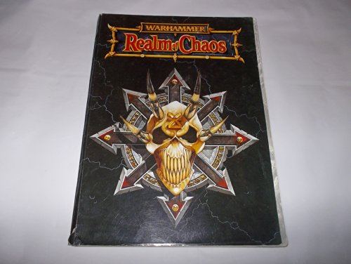 9781872372600: Warhammer Armies: Realm of Chaos