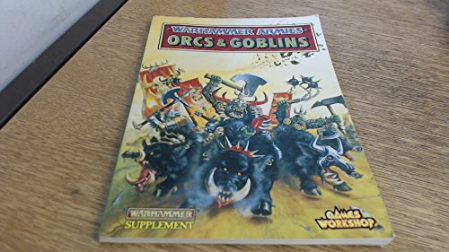 9781872372648: Warhammer Armies: Orcs and Goblins