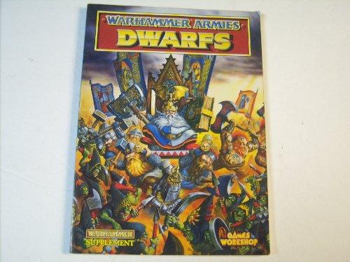 9781872372662: Warhammer Armies: Dwarfs