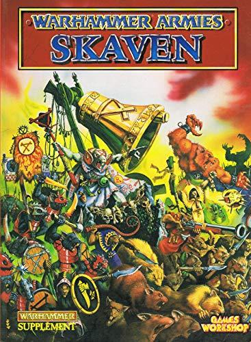 9781872372693: Warhammer Armies: Skaven