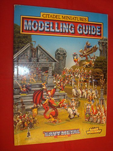 9781872372754: 'Eavy Metal Modelling Guide