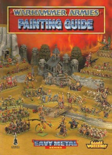 9781872372778: Warhammer Armies: Painting Guide ('Eavy metal series)