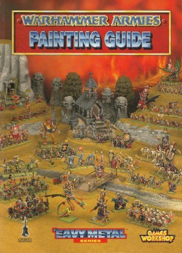 9781872372778: Warhammer Armies Painting Guide