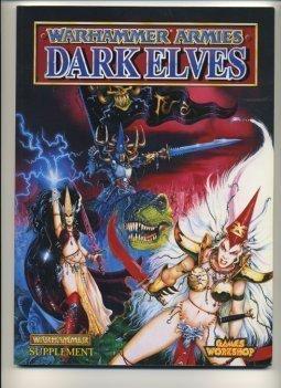 Dark Elves Armies (Warhammer Armies): Johnson, Jervis