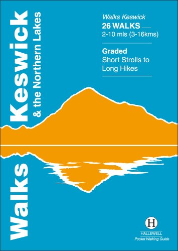 9781872405049: Walks Keswick and the Northern Lakes (Hallewell Pocket Walking Guides)
